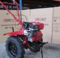 Мотоблок бензиновый brait-135 ga