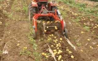Привод грохотной картофелекопалки