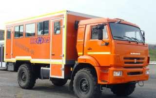 Камаз-4350 технические характеристики
