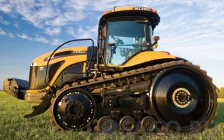 Гусеничные трактора категории е фото