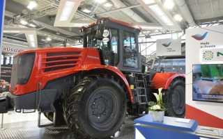 Трактор к 7