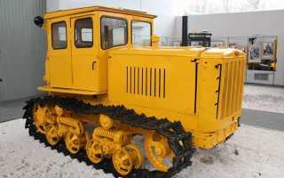 Чертежи трактора дт 54