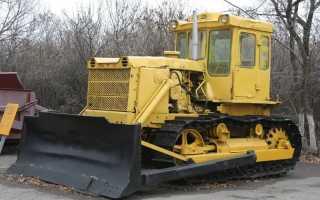 Трактор т-130 технические характеристики
