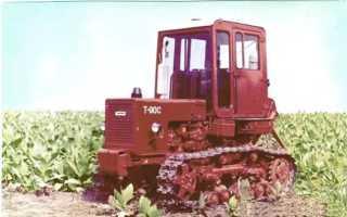 Трактор т 90п технические характеристики