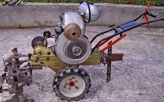 Мотоблок умб-к урал двигатель умз-5б инструкция