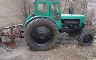 Двигатель трактора т40 обзор наименования деталей