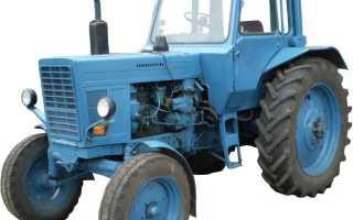 Руководство по эксплуатации трактора т-40