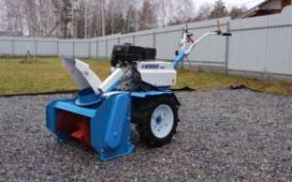 Снегоуборочное оборудование для мотоблока нева