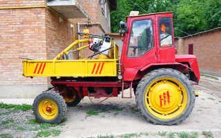 Современный аналог трактора т 16