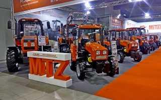 Беларус трактор модельный ряд