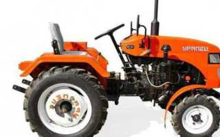 Отзывы о тракторе уралец