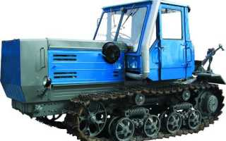 Характеристики трактора т 150