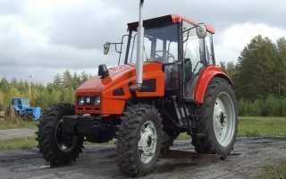 Весь модельный ряд тракторов втз