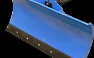 Нож навесной мотоблочный ннм нева