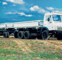 Камаз 55102 технические характеристики
