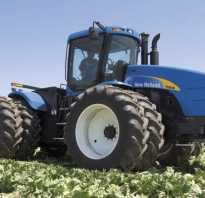 Нью холланд трактор