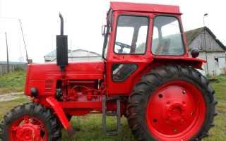 Беспризорные трактора лтз-55