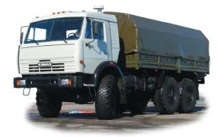 Камаз 43114 военный коробка передач
