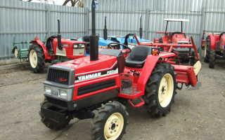 Янмар официальный сайт трактор