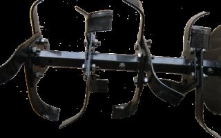 Размеры фрез для мотоблока нева