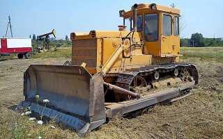 Трактор чтз 130