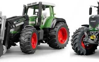 Трактор фендт 936 технические характеристики
