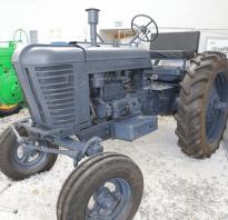 Трактор т-28 владимирец
