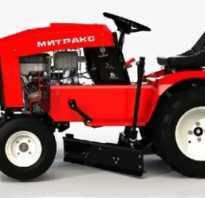 Минитрактор митракс т10 технические характеристики