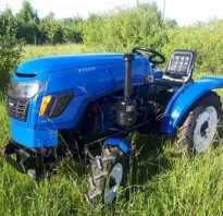 Отзывы о тракторе русич 224