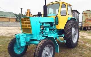 Трактора юмз и их модификации