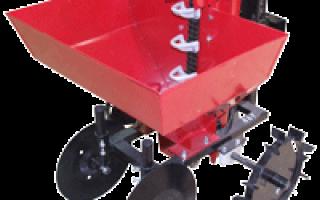 Мотоблок ока и навесное оборудование