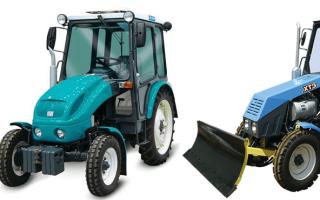 Трактор т 012 навесное оборудование