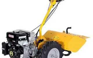 Садовый трактор техас