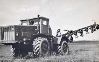 К700 кировец трактор