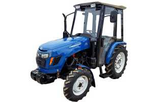 Трактор русич т-244 отзывы
