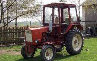Высота трактора т 25 без кабины