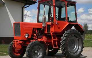 Трактор хтз 25
