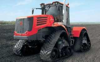 Модели трактора кировец