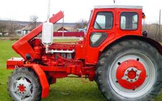 Трактор т-40 ам технические характеристики